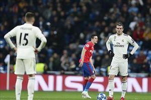 Dùng đội hình hai, Real thảm bại trước CSKA