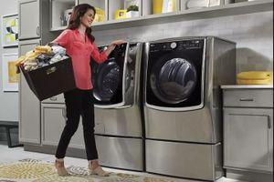 Chọn máy sấy giúp quần áo khô ráo, thơm tho trong mùa đông rét mướt