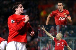 'Sát thủ' Hà Lan ở Champions League: Thời hoàng kim của Quỷ đỏ
