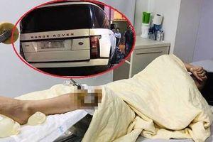 Lái xe ô tô tông nữ sinh 19 tuổi nguy kịch rồi bỏ chạy: Lộ diện xe Range Rover qua camera an ninh