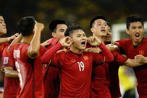 Việt Nam đang dẫn đầu AFF Cup 2018 về chỉ số này