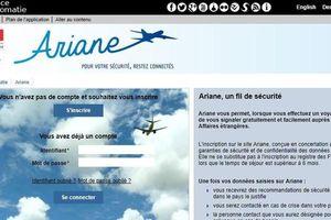 Trang web của Bộ Ngoại giao Pháp bị tin tặc tấn công