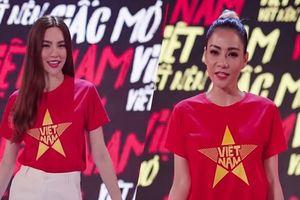 50 ca sĩ tiếp lửa cho tuyển Việt Nam trước chung kết AFF Cup