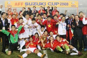 Đội hình vô địch AFF Cup 2008 'tiếp lửa' cho thầy trò Park Hang-seo