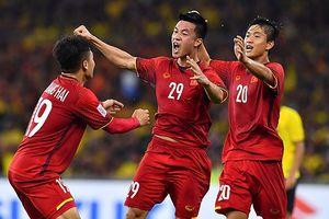 Thống kê về đội tuyển Việt Nam khiến Malaysia phải ngao ngán