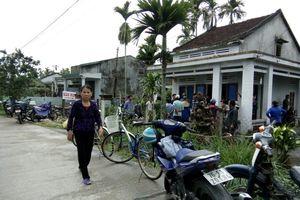 Quảng Ngãi: Một phụ nữ rơi xuống kênh mương tử vong