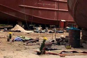 Nhân chứng kể vụ nổ tàu khiến 2 người tử vong ở TP.HCM