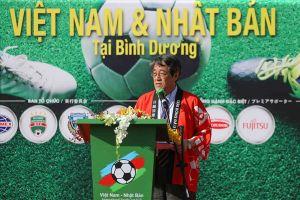 Đại sứ Nhật Bản tin thầy trò HLV Park Hang-seo vô địch AFF Cup 2018