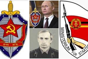 Tấm thẻ Stasi của ông Putin trên Bild: Trả tiền nhấp chuột...