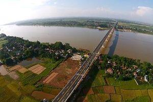Hà Nội muốn làm nhà, đường ở bãi sông: Đừng mạo hiểm