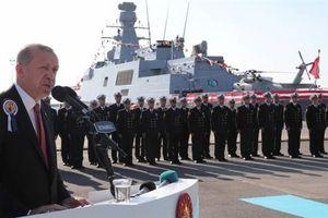 Thổ Nhĩ Kỳ nói mục đích dùng căn cứ hải quân mới