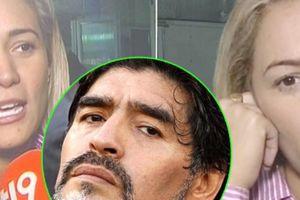 Maradona bất ngờ bị bồ trẻ kém 30 tuổi đuổi ra khỏi nhà của chính mình