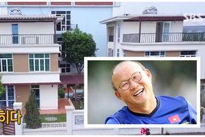 'Đột nhập' nhà của HLV Park Hang Seo ở Hà Nội