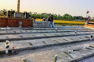 'Ngôi nhà' của những thiên thần: Nghĩa trang cho những hài nhi