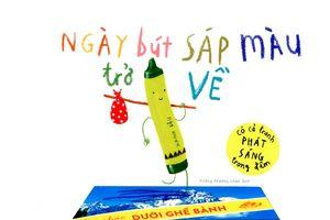 Cuốn sách hài hước, vui nhộn cho độc giả nhỏ tuổi