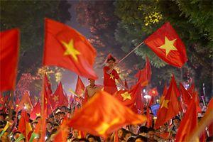 Hàng nghìn cảnh sát Hà Nội giữ an ninh trận chung kết lượt về AFF Cup 2018