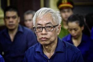 Ông Trần Phương Bình nghẹn ngào: 'Nếu có kiếp sau, xin được làm thân trâu ngựa để chuộc lỗi'
