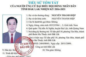 Phó Chủ tịch HĐND tỉnh Đắk Lắk: 'Chưa có bằng đại học là do yếu tố lịch sử?'
