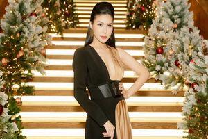 Hoa hậu quý bà quốc tế Loan Vương đẹp không tỳ vết