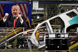 Tổng thống Donald Trump: GM chuyển sang sản xuất xe điện là sai lầm