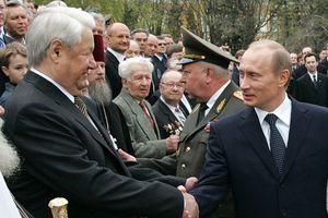 Ông Putin tiết lộ từng không muốn làm Tổng thống Nga