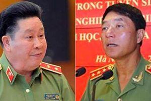 Khởi tố hai cựu tướng công an Trần Việt Tân và Bùi Văn Thành