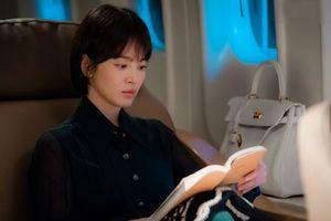 Thời trang hàng hiệu Song Hye Kyo trong phim 'Encounter'