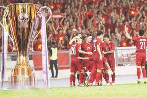 Chung kết lượt về AFF Suzuki Cup 2018: Việt Nam vô địch!