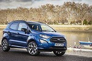 Xe SUV của Ford ngày càng được chuộng ở châu Âu