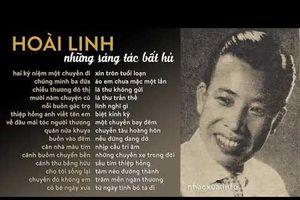 Đằng sau danh tiếng, cố nhạc sĩ Hoài Linh là một người chồng chung thủy, người cha mẫu mực