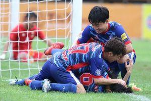 Đánh bại đối thủ Myanmar, U.21 Gimhae CFC nuôi hy vọng tranh cúp vàng