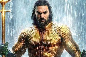 Bom tấn 'Aquaman' thu về gần 10 tỷ đồng chỉ sau một ngày ra rạp