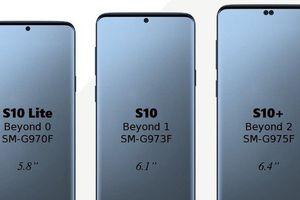 Galaxy S10 chưa ra mắt đã rò rỉ thông tin sốc về giá?