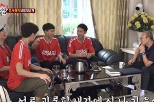 HLV Park khiến dàn sao Hàn bất ngờ khi ghé thăm căn biệt thự của mình tại Hà Nội