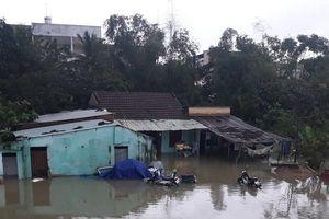 Người Quảng Nam âu lo tái ngập lụt vì hồ thủy lợi 'khủng' xả lũ