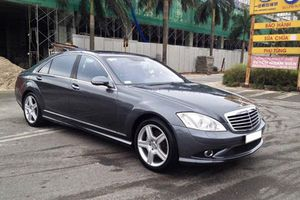 Đại gia Hà Nội bán tháo Mercedes-Benz S-Class ngang giá Toyota Vios