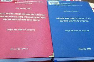 Thu hồi bằng tiến sĩ của ông Hoàng Xuân Quế: Tòa tuyên sai, Bộ GD&ĐT nói đúng