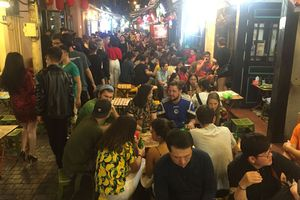 Hà Nội: Rà soát hoạt động kinh doanh đến 2h sáng tại phố cổ