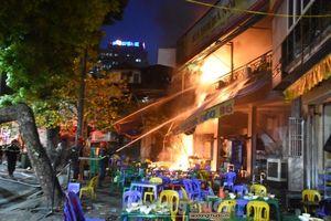 Kỹ năng ứng phó khi sử dụng gas tại gia đình, quán ăn khi cháy nổ