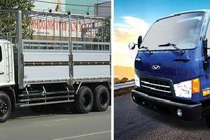 Hàng loạt nhược điểm khi mua xe tải cũ cần biết