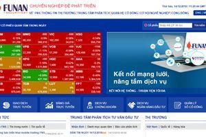 Công ty cổ phần chứng khoán Funan bị xử phạt hành chính 85 triệu đồng