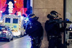 Chi tiết vụ bắt giữ và tiêu diệt nghi phạm xả súng tại Strasbourg