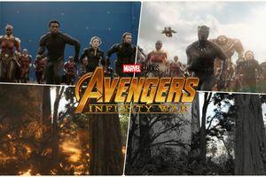 Không thể rời mắt khỏi video bóc tách kỹ xảo đồ họa của 'Avengers: Infinity War'