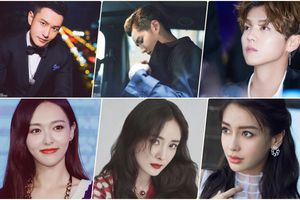 Tạp chí Mỹ bình chọn 10 diễn viên Hoa Ngữ có diễn xuất tệ nhất: Huỳnh Hiểu Minh - Dương Mịch kém hơn cả Ngô Diệc Phàm và Angelababy