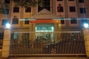 Con rể Chủ tịch HĐND tỉnh Điện Biên chết trong tư thế treo cổ tại trụ sở