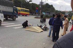 Va chạm với xe khách, nam thanh niên đi xe máy tử vong tại chỗ