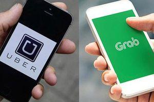 Grab có thể bị phạt vì vụ mua lại Uber