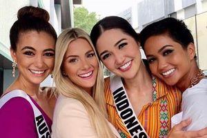 Hoa hậu Mỹ xin lỗi sau khi chế giễu khả năng ngoại ngữ của H'Hen Nie