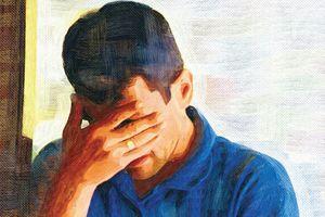 Giọt nước mắt của bố