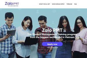 Zalo mở khóa huấn luyện giúp sinh viên trở thành Product Manager chỉ 6 tháng